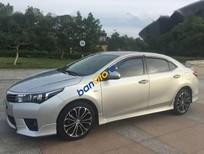 Cần bán gấp Toyota Corolla altis 2.0V đời 2014, màu bạc chính chủ