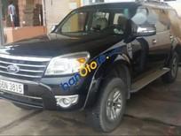 Cần bán xe Ford Everest MT đời 2009, màu đen chính chủ, giá tốt