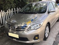 Cần bán gấp Toyota Corolla Altis 1.8MT sản xuất 2013
