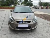 Cần bán Hyundai Accent đời 2014, màu xám, nhập khẩu số tự động