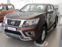 Bán Nissan Navara EL đời 2017, màu nâu, xe nhập, giá 610tr