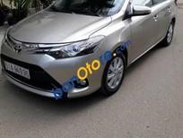 Bán Toyota Vios năm 2014, màu vàng