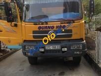 Bán xe tải 5 tấn - dưới 10 tấn sản xuất 2012, màu vàng, 540tr