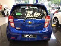 Cần bán Chevrolet Spark LT đời 2017, màu xanh lam, giá tốt 0939358089