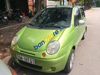 Cần bán Daewoo Matiz se sản xuất 2008, màu xanh lục ít sử dụng, giá tốt 78tr