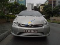 Cần bán gấp Toyota Wish J đời 2009, màu bạc, nhập khẩu nguyên chiếc