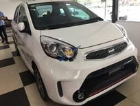 Cần bán xe Kia Morning Si AT đời 2016, màu trắng, giá 385tr