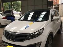 Bán xe Kia Sportage 2.0AT sản xuất 2013, màu bạc, giá chỉ 666 triệu