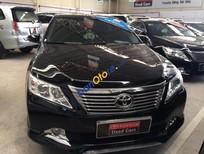 Bán Toyota Camry 2.5Q đời 2012, màu đen