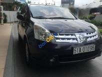 Bán Nissan Livina năm 2010, màu đen