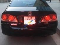 Cần bán xe Honda Civic 2.0 AT 2008, màu đen, 435 triệu