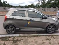 Cần bán lại xe Kia Morning 1.0 AT 2011, màu nâu, nhập khẩu nguyên chiếc chính chủ, giá 345tr
