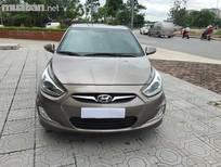Bán xe Hyundai Accent đời 2014, màu nâu, nhập khẩu chính hãng