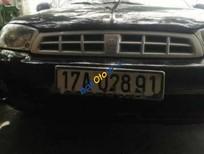 Cần bán xe Kia Spectra 1.6 MT năm 2004, màu đen