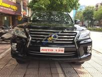 Cần bán xe Lexus LX 570 năm 2012, màu đen, nhập khẩu