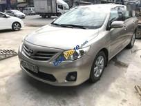 Cần bán lại xe Toyota Corolla altis đời 2013, màu bạc số sàn, giá tốt