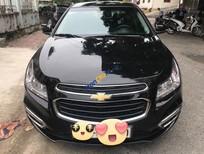 Bán xe Chevrolet Cruze LT sX 2016, ĐKLĐ 2017, màu đen, giá tốt
