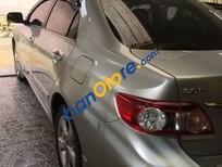 Bán ô tô Toyota Corolla altis 2.0V đời 2013, màu bạc chính chủ