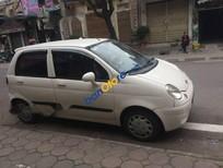 Bán xe Daewoo Matiz đời 2003, màu trắng