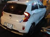 Cần bán xe Kia Morning 1.0 AT đời 2011, màu trắng, xe nhập số tự động giá cạnh tranh