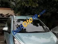 Bán ô tô Chevrolet Spark LTZ sản xuất 2014, màu xanh