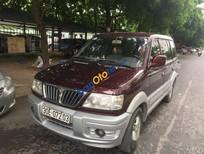 Cần bán lại xe Mitsubishi Jolie 2002, màu đỏ xe gia đình