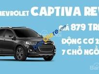 Chevrolet Captiva 2017, hỗ trợ vay ngân hàng 90%. Gọi Ms. Lam 0939193718