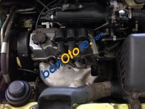 Bán Chevrolet Spark LS đời 2009, màu xanh cốm