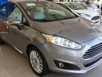 Bán Ford Fiesta 1.0 AT EcoBoost, màu bạc, KM Option cao cấp