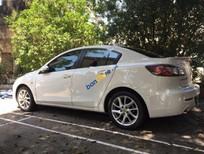 Bán xe Mazda 3 S đời 2014, màu trắng như mới, giá 492tr