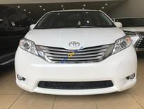 Bán Toyota Sienna limited đời 2014, màu trắng, nhập khẩu Mỹ bản đủ đồ, xe siêu đẹp