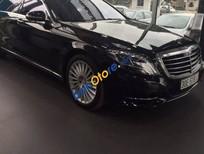 Bán Mercedes S500 Maybach đời 2016, màu đen, xe nhập
