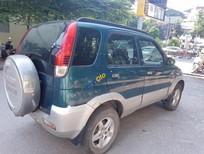 Bán ô tô Daihatsu Terios sản xuất 2007, màu xanh lam chính chủ, 266tr
