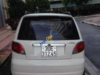 Cần bán Daewoo Matiz sản xuất 2005, màu trắng, giá tốt, xe gia đình