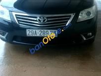 Bán ô tô Toyota Camry AT sản xuất 2011, màu đen, giá chỉ 670 triệu