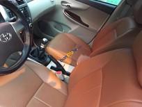 Bán ô tô Toyota Corolla Altis 1.8G MT đời 2013, 495 triệu