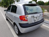 Cần bán Hyundai Getz 1.1MT năm 2010, màu bạc, xe nhập xe gia đình giá cạnh tranh