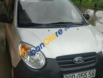 Bán xe Kia Morning 1.0 AT năm 2011, màu bạc chính chủ