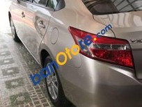 Cần bán Toyota Vios E đời 2015, màu bạc số sàn giá cạnh tranh