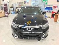 Bán Toyota Camry 2.5Q năm 2017, màu đen