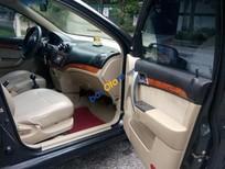 Bán xe Daewoo Gentra sản xuất 2017, màu đen xe gia đình, 143tr