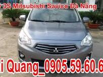 Cần bán xe Mitsubishi Attrage tại Đại Lộc, màu xám, xe nhập, LH Quang 0905596067 tư vấn và hỗ trợ tốt