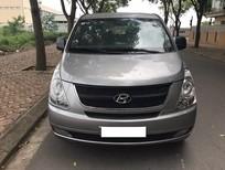 Bán xe Hyundai 9 chỗ Starex, số sàn, máy dầu, đời cuối 2013, ĐK 2014, xe gia đình chạy 9 vạn km