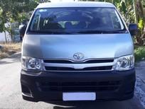 Bán Toyota Hiace 2011, 16 chỗ, giá 415tr