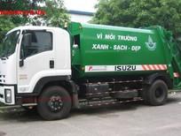 Xe ép rác Isuzu FVR34L 14 khối - 14m3- 8 tấn - Uy tín Sài Gòn