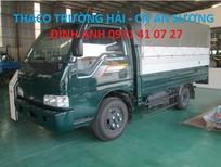 Xe tải 2 tấn 4, xe tải Kia 2.4 tấn, xe tải thùng kín Kia, xe tải KIA thùng kèo bạt 2 tấn 4