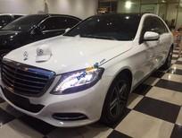 Cần bán Mercedes S400L đời 2014, màu trắng như mới