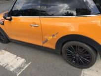 Bán xe Mini Cooper S, model 2015 màu cam đen