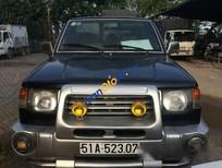 Bán xe Mitsubishi Pajero 2002, giá chỉ 95 triệu