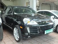 Chính chủ bán Porsche Cayenne S đời 2009, màu đen, xe nhập